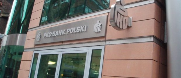 Budynek banku PKO BP