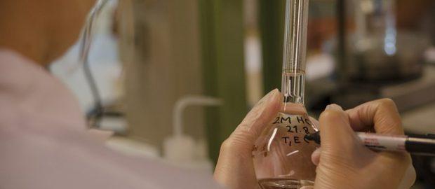 Laboratorium in vitro