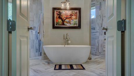 Ile kosztuje aranżacja łazienki wykonana przez projektanta wnętrz?