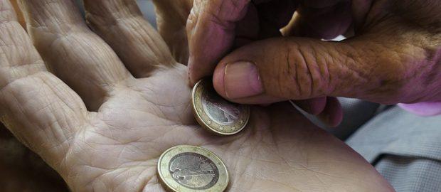Pieniądze na ręce