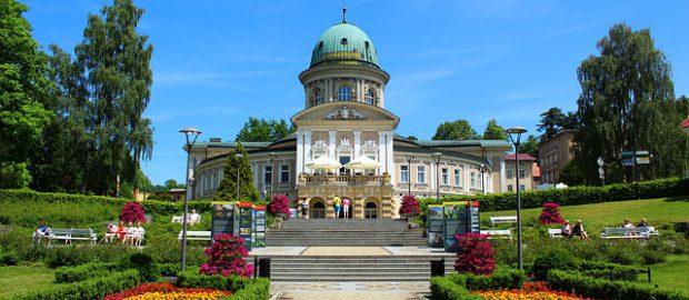 sanatorium w Lądku-Zdroju