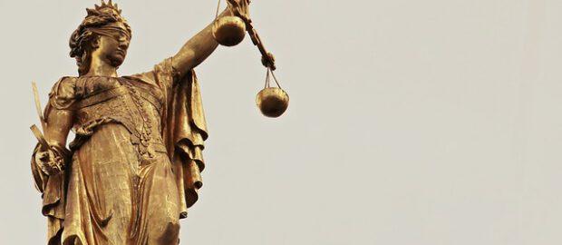 Bogini Sprawiedliwości
