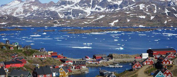 Domy w Grenlandii