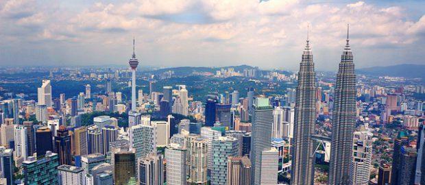 Kuala Lumpur w Malezji