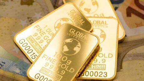 Chińska kryptowaluta, Forum Ekonomiczne w Krynicy-Zdroju, Przecena złota i srebra