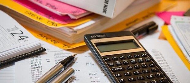 Kalkulator na dokumentach