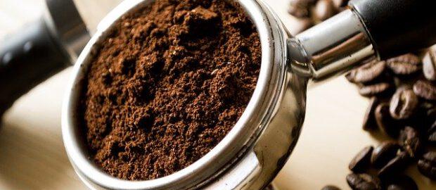 Świeżo zmielona kawa