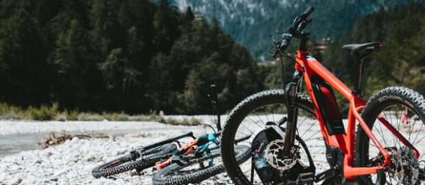 Rowery w górach