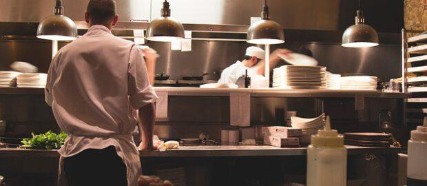 Sprzątanie restauracji